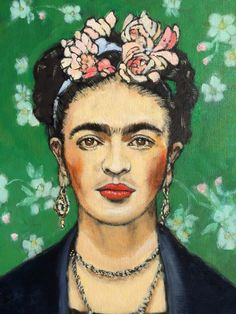 Frida by Roy Meares NZ
