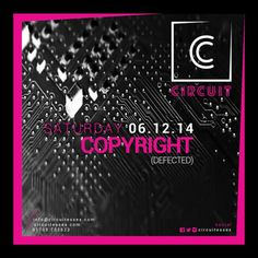 Max Denham at Circuit at Circuit, 36-38 North Street, Romford, RM1 1BH, UK. On Dec 05,2014 to Dec 06,2014 at 10:00pm to 4:00am.  Guest/s: The technician Max Denham. Max Max Denham. More about Max click here  Room 2: Posh Pop. Old Skool.  VIP: e. vip@circuitessex.com t. 01708 733823  URLs: Tickets: http://atnd.it/16857-1 Booking: http://atnd.it/16857-2  Category: Nightlife  Price: £8