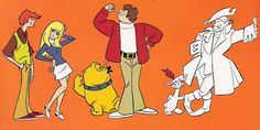 The Funky Phantom | The 10 Grooviest Cartoons From The 1970s