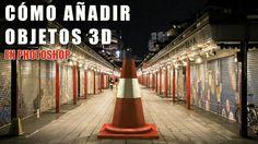 Cómo añadir objetos 3D a tus fotografías con Photoshop
