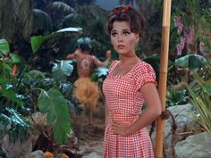 Mary Ann from Gilligan's Island
