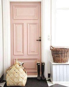 Pantone Colors of the year 2016 - Rose Quartz & Serenity atrainmarketing. Pantone Colors of the year 2016 – Rose Quartz & Serenity atrainmarketing.c… Pantone Colors of the year 2016 – Rose Quartz & Serenity atrainmarketing. Deco Pastel, Deco Rose, Decoration Entree, Deco Design, Foyer Design, Interior Exterior, Interior Door, Garage Exterior, Diy Interior