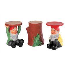 Kartell Gnomes Stools