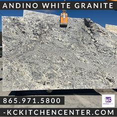 Budget Friendly Exotic Mid Level Granite at KC Kitchen Center Creative Class, White Granite, Quality Kitchens, Family Kitchen, Stone Countertops, Kitchen Remodel, Budgeting, Kitchen Design, Exotic
