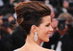 French Twist - Kate Beckinsale's Most Inspiring Hairstyles - Photos