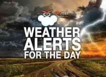 Weather Alerts on July 31  http://www.skymetweather.com/content/weather-news-and-analysis/weather-alerts-in-india-for-the-day/