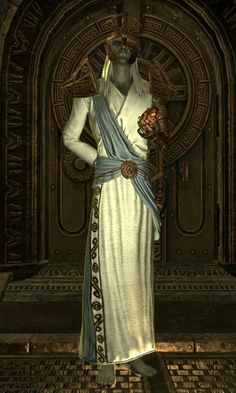 """Sotha Sil, sometimes referred to as Lord Seht, was one of the members of the Tribunal, the divine rulers of Morrowind. For his feats, Sotha Sil was called an architect of time, a binder of Oblivion, and the """"Mystery of Morrowind"""". He is known by many other titles, such as the Clockwork God, Father of Mysteries, the Inspiration of Craft and Sorcery, the Light of Knowledge, Magus, Magician, Sorcerer, Tinkerer, the """"si"""" in Almsivi, and later a Saint of the New Temple. He was ..."""