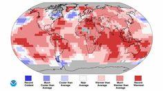 Una 'espiral mortal', la manera más ilustrativa y alarmante de mostrar cómo cambia el clima