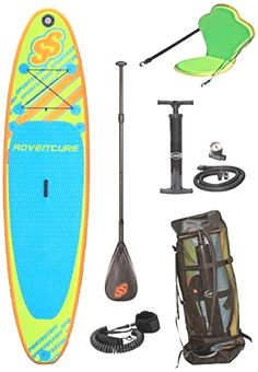 columbia aqua tec isup paddle panel brisa inflatable stand up paddleboard Best Inflatable Paddle Board, Inflatable Sup, Best Paddle Boards, Sup Accessories, Table Accessories, Best Stand Up, Mesh Backpack, Sup Stand Up Paddle, Sup Yoga