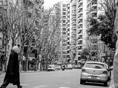 FOTOS SIN PORQUE: El blanco y negro en el paisaje urbano.