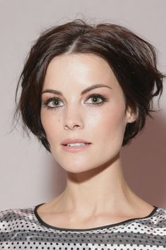 Jamie Alexander 's style from the show Blindspot. Ah, the possibilities.
