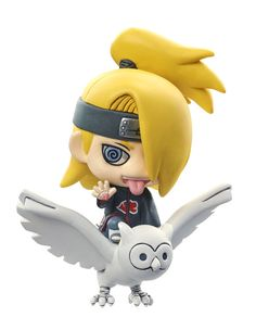 Petit Chara Land Naruto Shippuden - Naruto and Akatsuki Part 1
