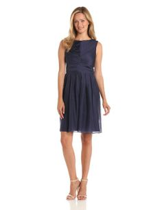 bec0c1520fc8 Ivy   Blu Women s Blue Dress at Amazon Women s Clothing store Dresses For  Work