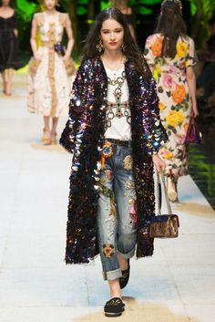 Loved by Danie Bles - Dolce & Gabbana Spring/Summer 2017