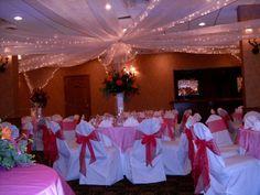 diy wedding reception ceiling decorations | diy lace wedding winter wedding bouquet wed: best wedding RECEPTION ...