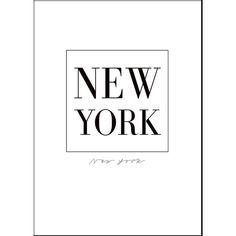 New York, plakat ❤ liked on Polyvore featuring accessories and hats