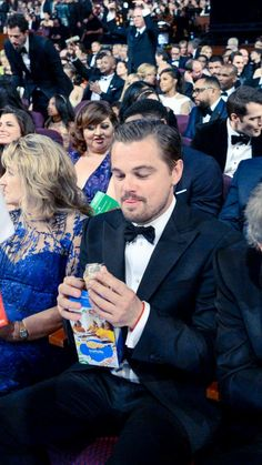 I want someone to look at me the way Leonardo DiCaprio looks at girl scout cookies
