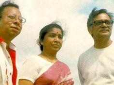 Panchamda (RD Burman), Asha and Gulzar!