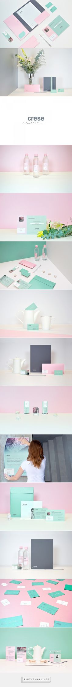 CRESE Branding by Open Studio by K on Behance   Fivestar Branding – Design and Branding Agency & Inspiration Gallery