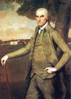 William Floyd, 1734-1821 (Signer of The Declaration of Independence from New York) by Ralph Earle, c1793