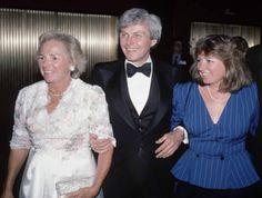 Ethel Kennedy, Steve Smith and Courtney Kennedy