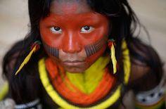 Kayapo Child Brazil