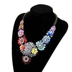 Bingo-uk Fashion Mixed Style Chain Crystal Flower Bib Big Statement Necklace, http://www.amazon.co.uk/dp/B00KE1T5IS/ref=cm_sw_r_pi_awdl_isQ1tb0E6ESFK