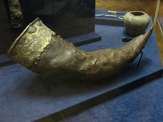 Norse Viking Drinking Horn by Viking Rune, via Flickr