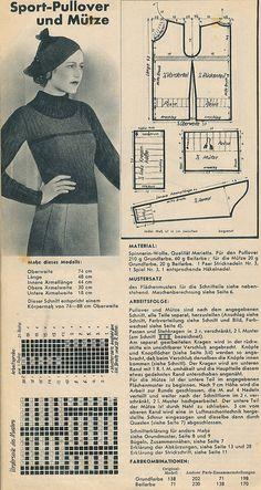 Spinnerin-Lehrbuch, 1930er