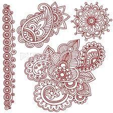 114 Best Henna Stencils Images Ink Tattoo Inspiration Coolest Tattoo