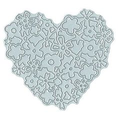 Lacy Heart Die by Technique Tuesday