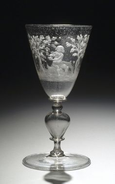 Goblet Artist/maker unknown, Netherlandish c. 1685