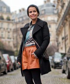 La crème de la crème! Paris fashion week street style snaps