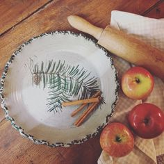 Beautiful bakeware that makes beautiful pies and cleans up easy. You will love how your crusts bake perfectly in this stoneware! Pie Plate, Crusts, Bakeware, Pie Dish, More Fun, Serving Bowls, Stoneware, Pottery, Baking