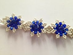 Off The Beaded Path: La Fleur Bracelets and other projects