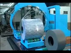 CoilMaster stretch wrapper/aluminum coil stretch wrapper