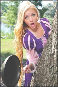 Rapunzel by RMT Photography