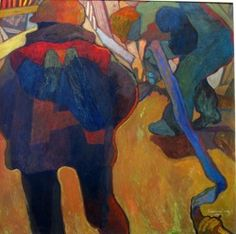 Seattle painter Bill Cumming was 93 years old when he died this morning of congestive heart failure. As an artist and a person, he was a treasure.