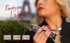 Lafont - official website -Keep in mind Eye Boutiques of NNY is your premier destination for unique and stylish frames!  Visit our website at www.centerforsightnny.com for a complete list of locations and phone numbers.