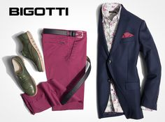 #Chino #pants – #discover the #colours of the #season ! #New #collection is #available in #Bigotti #men #clothing #stores or on www.bigotti.ro