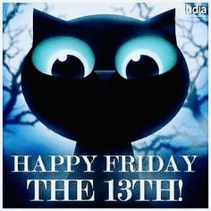 Happy Friday The 13th, Holiday Pictures, Batman, Superhero, Movie Posters, Movies, Fictional Characters, Films, Vacation Pictures