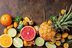Mit Orange, Mandarine und Co. gut durch den Winter