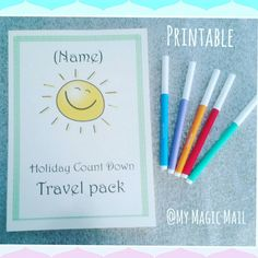 Have you Booked your Family get away this year? Our family fun travel pack with countdown chart has been designed for the whole family. With lots of fun games for the journey. Whether you are getting on a plane or going by car. This activity book has hours of fun to make those long flights or traffic Jams entertaining. From travel eye spy, to pack a suitcase game.  suitable for children aged 2-11 years  We recommend that all printables are placed within a plastic envelope to help keep your…
