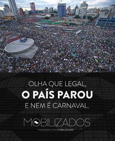 #revolucao #protesto