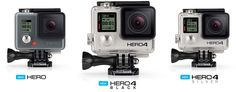 Meet the new GoPro camera lineup! Pick the right camera for you with our camera comparison chart: http://shop.gopro.com/compare?category=cameras