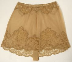 Teddy Date: 1920s Culture: probably French Medium: silk, cotton Accession Number: 1976.171.4