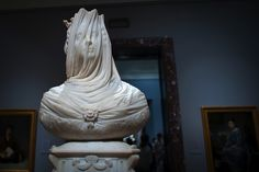 ☫ A Veiled Tale ☫ wedding, artistic and couture veil inspiration - Isabella II, Veiled, by Camillo Torreggiani.