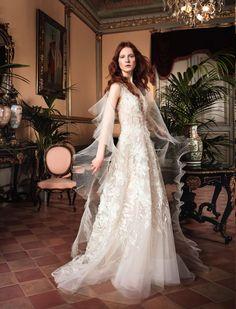 YolanCris   Wedding dresses and red carpet dresses Haute Couture