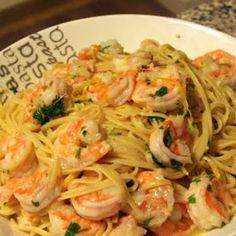 Shrimp Pasta recipe snapshot