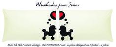 REGALA EMOCIONES, REGALA ALMOHADAS PARA SOÑAR... -  DISEÑOS EXCLUSIVOS Y ORIGINALES -  PAR ALMOHADAS: 19.900 -  MATERIALES:  FUNDA LONETA 100% ALGODON -ESTAMPADO TRANSFER - INCLUYE ALMOHADA RELLENO SINTETICO -   ENVIOS A TODO CHILE CONTACTO Y PEDIDOS :  WHATSAPP: +56997430454 /  MAIL: as.poleras.chile@... /  Facebook: AS POLERAS / GD BY GMRD.